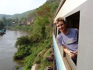 Centraal Thailand reizen - River Kwai