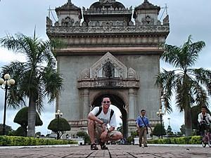 Vientiane rondreis Laos Cambodja Thailand