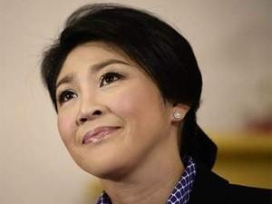 premier Yingluck Shinawatra thailand