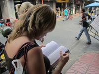 Reisblog reis plannen in Thailand