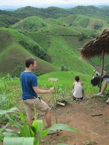 Rondreis door Thailand trekking