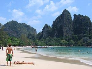 selfdrive Zuid Thailand krabi