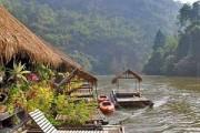 Rondreis 2: Tuktuks en longtails