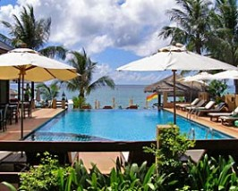 samui zwembad special stay Thailand