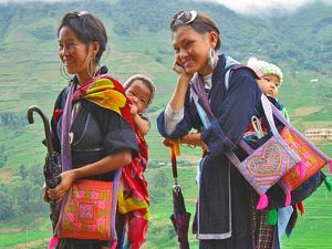 Sapa bergvolk rondreis Thailand
