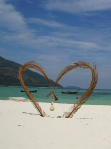 Huwelijksreizen Thailand