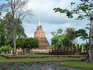 sukothai tempel Thailand