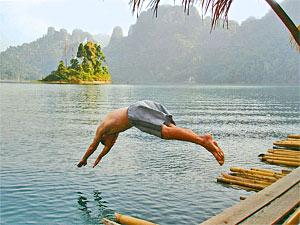thailand eilanden khao sok