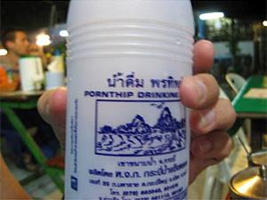 gezondheid Thailand water