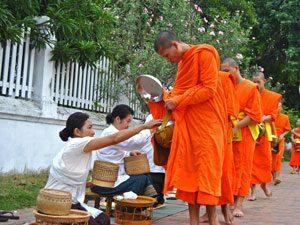 thailand monnik sukothai