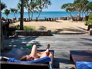 Luieren tijdens je rondreis Thailand