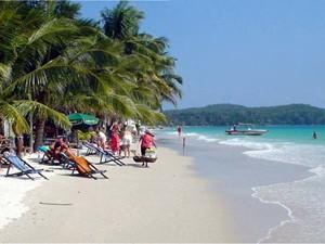 Thailand eilanden Ko Samet