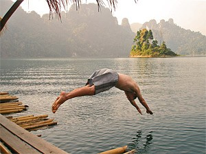 Kerstreis Thailand Khao Sok