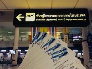 Thailand reisdocumenten
