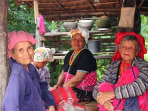 Locals rondreis Thailand