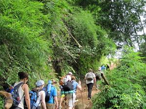 Thailand rondreis trekking