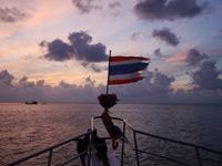 Thailand voor de tweede keer