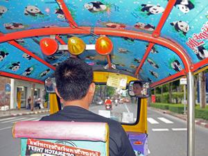 Reisblog vervoer in Thailand