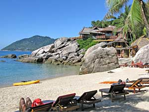 Thailand vakantie strand