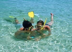Snorkelen je tijdens rondreis Thailand
