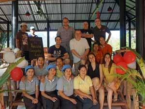 opening anurak lodge thailand