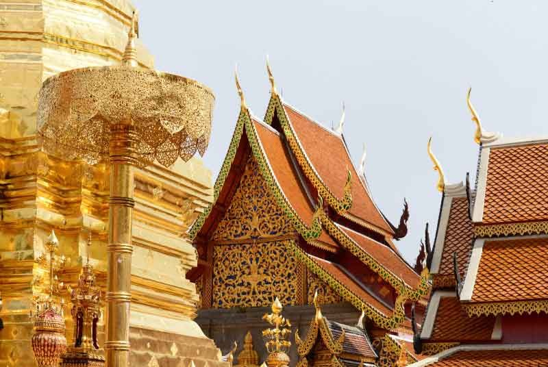 Vakantie Thailand - Tempels Bangkok