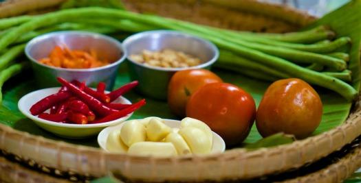 Heerlijk Thais eten tijdens je reis