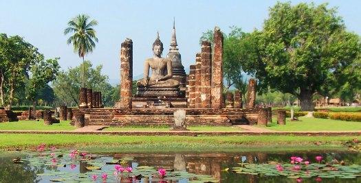 Thailand reizen - tempel