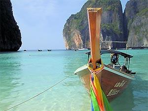 ko yao yai longtail thailand reis