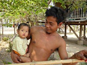 Khone Island Laos