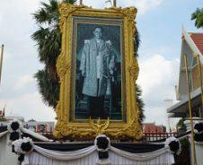Reizen in Thailand nu koning Bhumibol overleden is