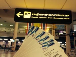 vliegtickets Thailand