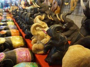 Souvenirs in Thailand