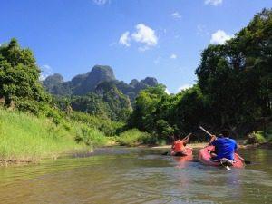 nationaal park Khao Sok Thailand rondreis
