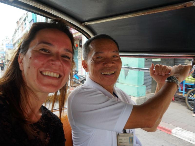 Thailand excursie