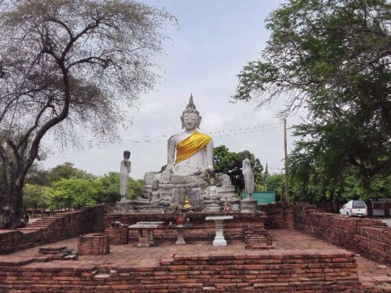 tips ayutthaya
