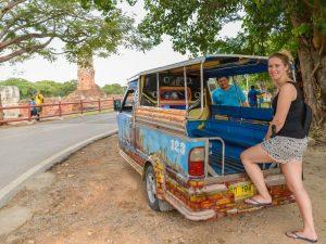 tuktuktour ayutthaya