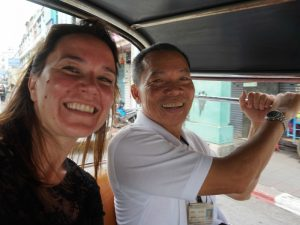 Bangkok stadswandeling