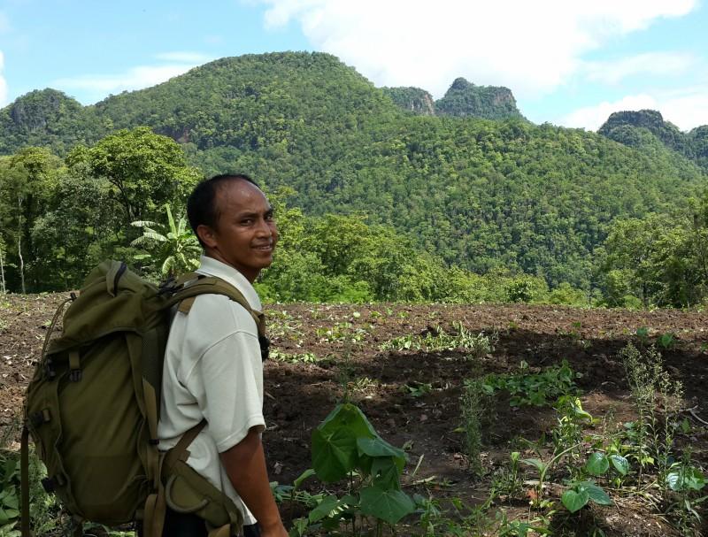 trekking Pai Thailand