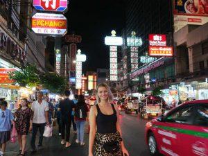 Bangkok Chinatown Anne
