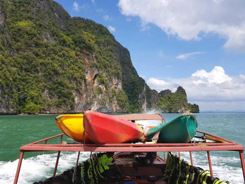 Kayakexcursie Ko Lanta