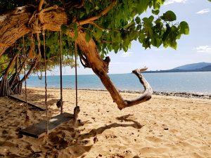 Strand Zuid-Thailand