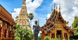Tempel Noord-Thailand
