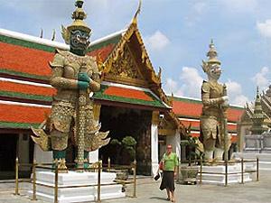 bangkok verblijf wat pho thailand