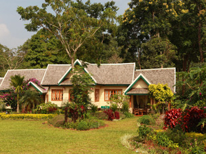 coffee resort laos