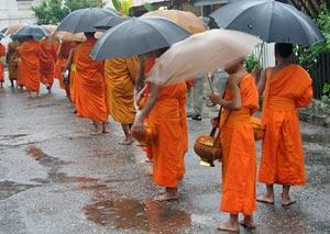Laos klimaat