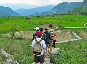 Laos trekking khmu