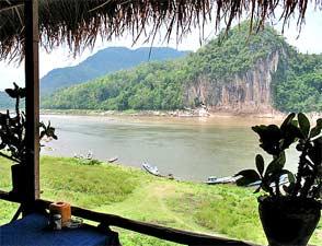 uitzicht mekong rivier cambodja