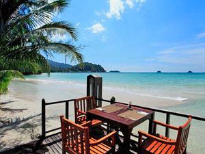 ko chang strand thailand