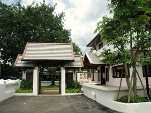 thais hotel laos entree